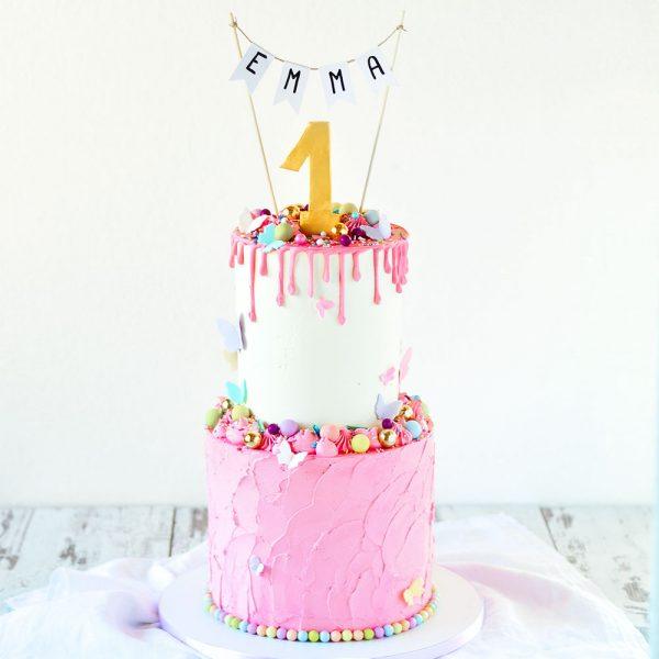 1. Geburtstagstorte