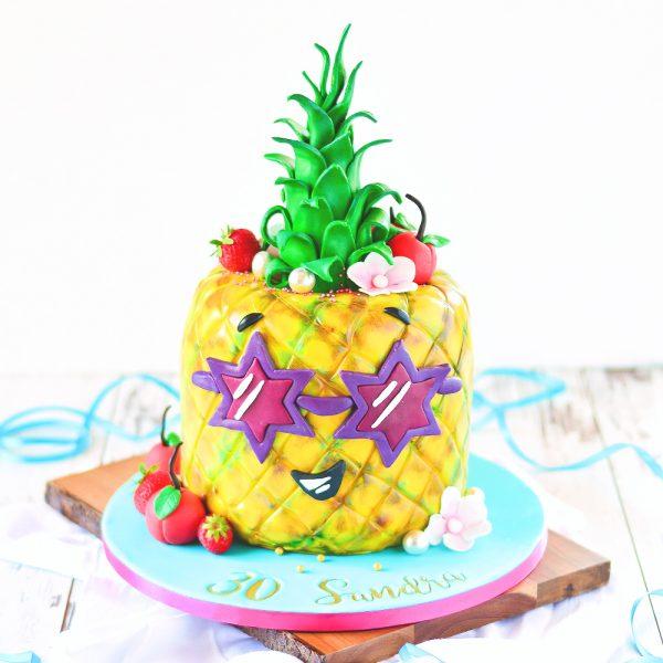 Ananas Torte
