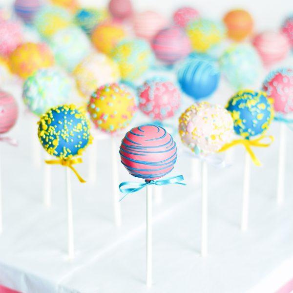 Cakepops bunt