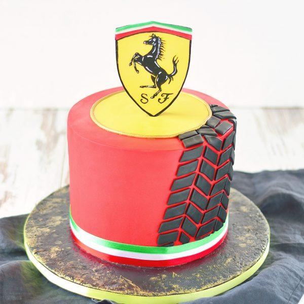Ferrari Torte