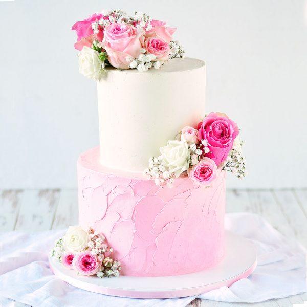 Mini Hochzeitstorte