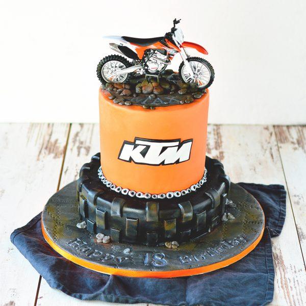 KTM Torte