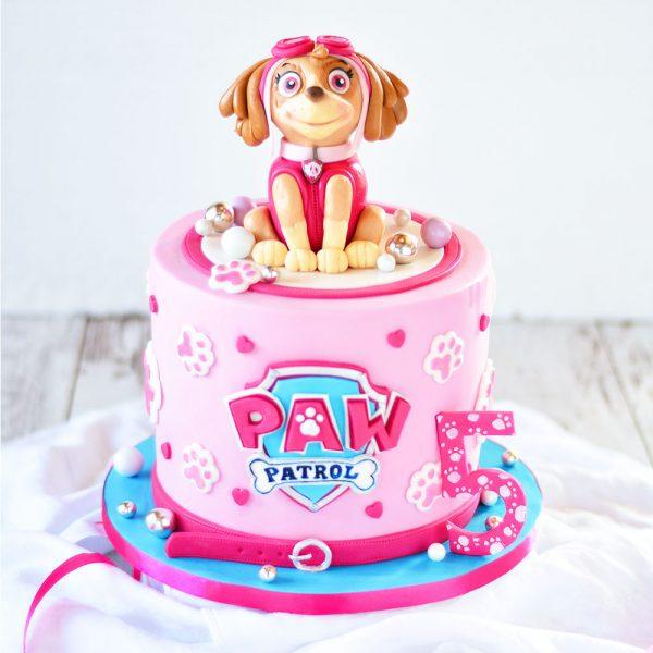 Paw Patrol Torte Skye