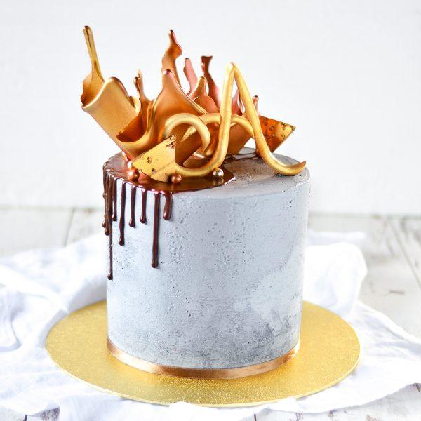 Vegane Torte Modern