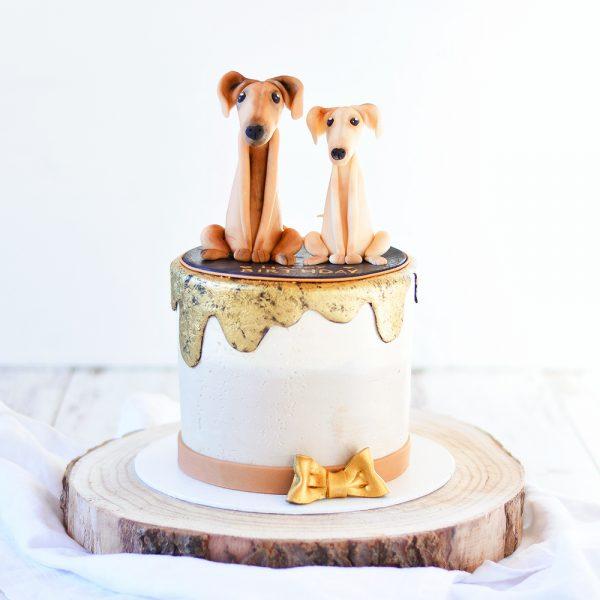 Minitorte Hunde