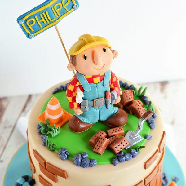 Bob der Baumeister Torte