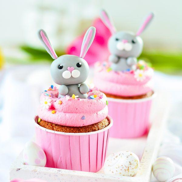 Hasen Cupcakes