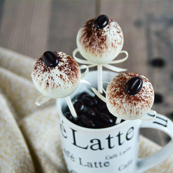Mokka-Cakepops