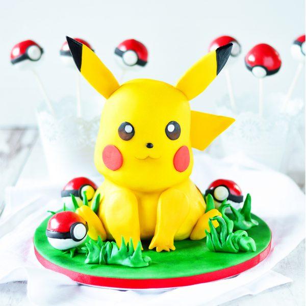 Pikachu Torte