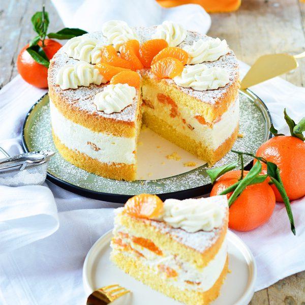 Topfentorte Klassisch (Käse-Sahne-Torte)